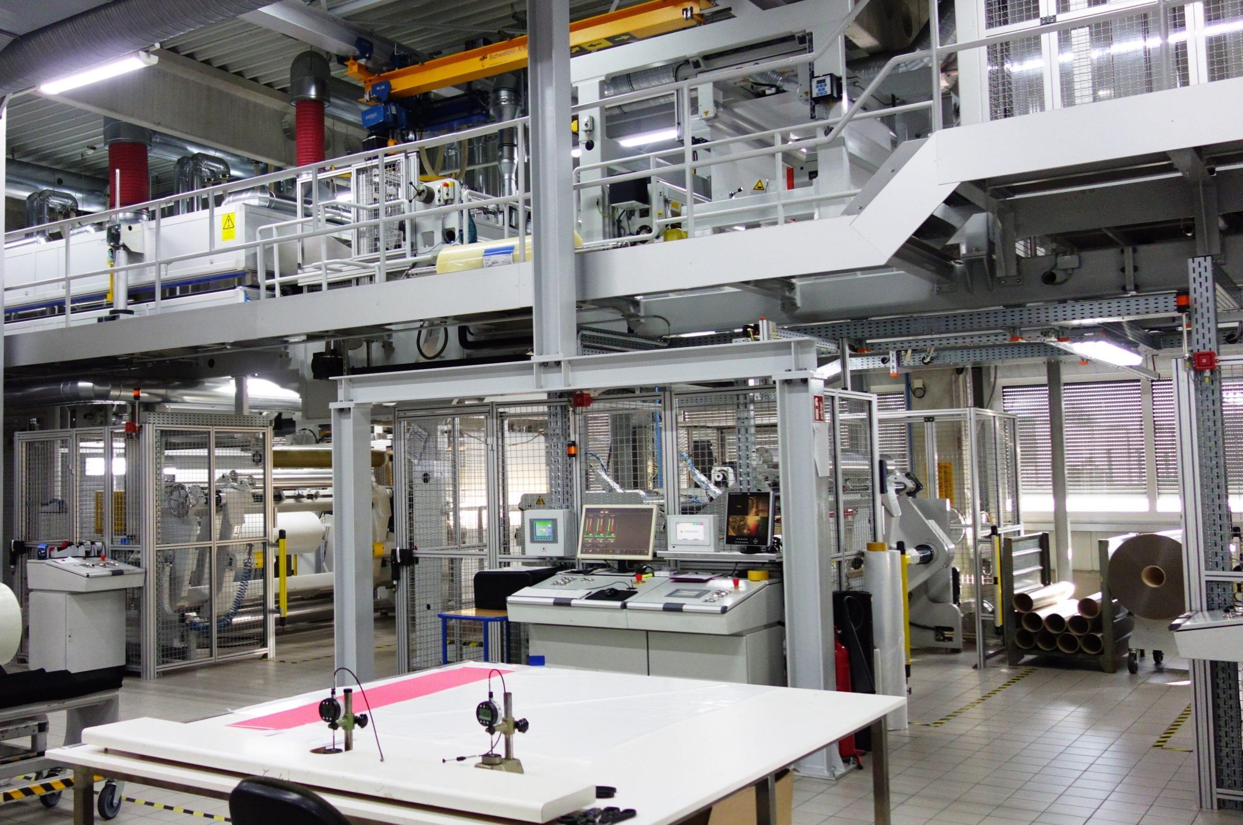 Industrial Coating, Converting & Finishing
