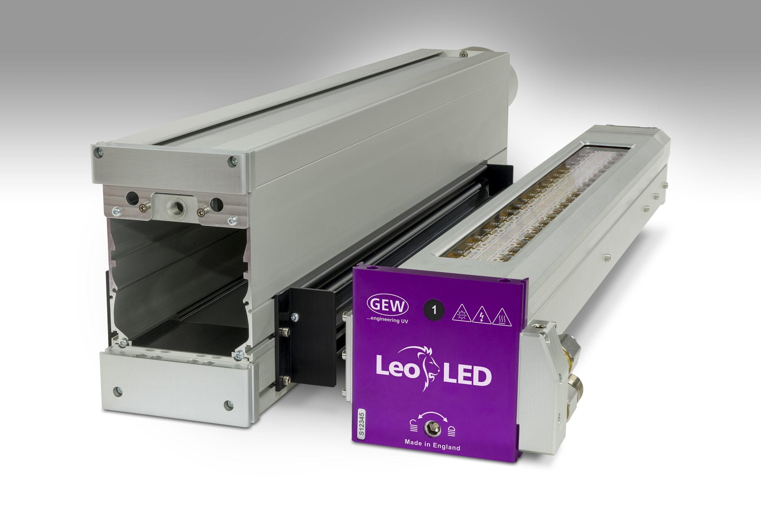LeoLED Label & Narrow Web